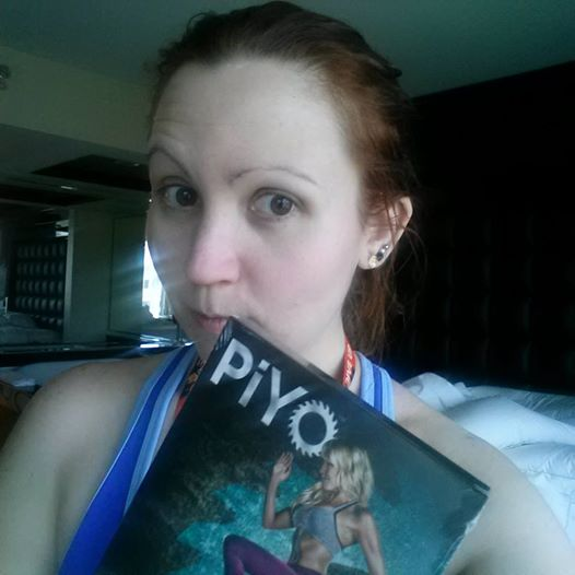 P90X Confessions of a tea-addicted geek
