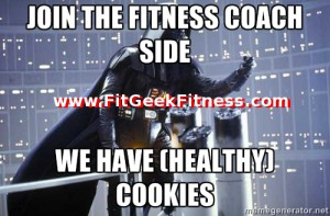 DarthFitGeekFitness