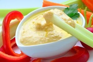 Hummus-with-Veggies